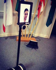 Virar um robô: check   #Robô #Robot #IoT #SWIoT #Floripa #InternetDasCoisas #EuRobô #Startup #Tech #Matrix #TheOne #Neo by fernandesnique