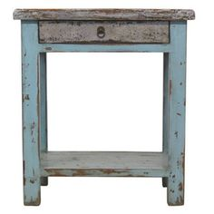 Wuxi 1 Drawer Side Table, $425, now featured on Fab.