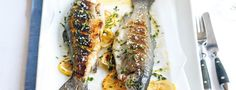 Pečený pstruh Russian Recipes, Turkey, Chicken, Fitness, Fishing, Polish, Sup Fishing, Enamel, Turkey Country