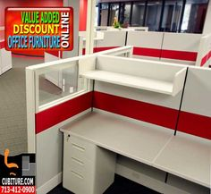 Value Added Discount Office Furniture Online- Shop Cubiture.com and visit our NW Houston locations for the best prices on quality office furniture products.