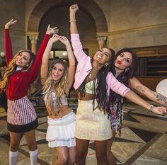What's your favourite music video  of Little Mix?Gotta vote for Black Magic as the most creative music video of LM