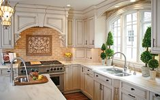 examples of black or chocolate glaze over white cabinets - Kitchens Forum - GardenWeb