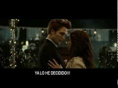 TWILIGHT Movie  (flightless bird, american mouth) IRON AND WINE