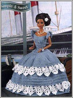 Barbie Crochet: Simple & Sweet, pattern