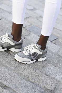 La fiebre del running según Chanel.