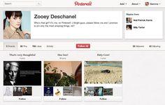 How to Spot a Fake Pinterest Profile!  @Neil Patrick Harris @Zooey Deschanel  Interesting HUH?