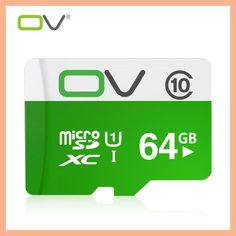 OV Micro SD Card 64GB Class 10 SDXC UHS-1 TF Memory card 64 gb tarjeta micro sd 64gb clase 10 for Android Tablet Smartphone