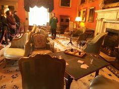 Grand salon Malahide Castel