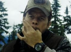 Mark Wahlberg wears a Suunto Vector watch in the 2007 movie Shooter. The Vector in the movie is Black with Positive Face, model Mark Wahlberg, Wahlberg Brothers, Mountain Man, New Kids, Hair Ties, Favorite Tv Shows, Eye Candy, Husband, Superhero