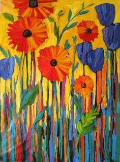 Patty Baker Fine Art Blog - Original Acrylic Paintings: May 2009