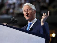 """NEW: CBS edits out Bill Clinton saying Hillary Clinton """"frequently"""" had dehydration spells http://washex.am/2cTCe95"""