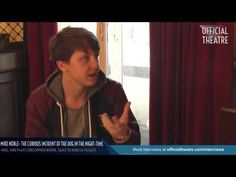 Mike Noble interview... The Curious Incident of the Dog in the Night Time