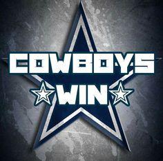Dallas Cowboys win