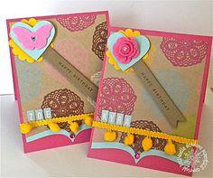 Girl Birthday Cards