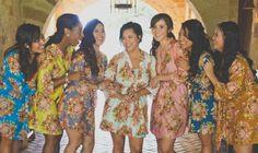 Mix Matched Bridesmaids Robes
