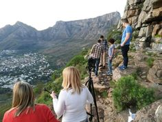 """""""@CapeTownTourism: Working hard on the Cape Town Visitors Guide 2015 & we cannot wait to share it with you pic.twitter.com/Pmx6OLtab0""""  Fab"""