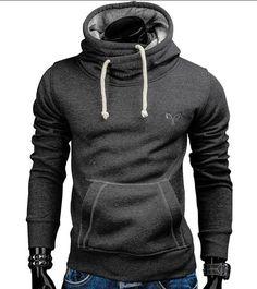 2017 New Hoodies Men Pullover Sweatshirt