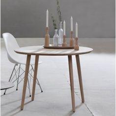 Spiseborde i massiv egetræ Dining Table, Elegant, Furniture, Design, Home Decor, Industrial, Classy, Decoration Home, Room Decor