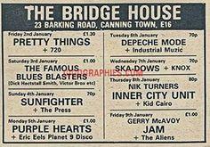 Depeche Mode 6 January 1981