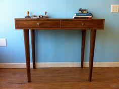 Danish Modern Inspired Desk