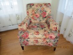 FLORAL CHAIR PICK UP PLAINFIELD NH ONLY