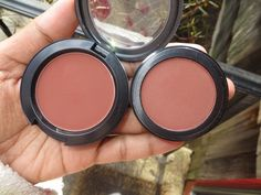 Have you been eyeing MAC Raizin blush? Then you will love this dupe.