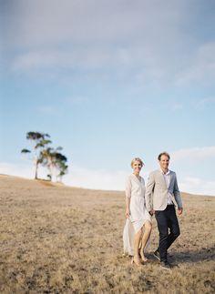 Romantic Australian Engagement from Jose Villa from oncewed.com
