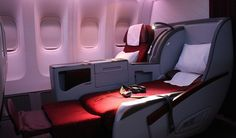 Qatar Business Class #flyinstyle