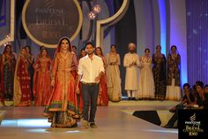 Zaheer Abbas at Pantene Bridal Couture Week 2013 showcased his bridal wear and party wear dresses for women in trendy stitching styles. Pakistan Fashion Week, Couture Week, Party Wear Dresses, Fashion News, Bridal, Design, Women, Blog, Check