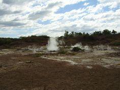 bahenni vulkany