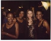 Sy Smith, Renee Goldsberry, Vonda Shepard  me
