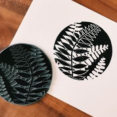 Printmaking is the process of making artworks by printing, commonly upon paper. Printmaking covers forlorn the technique of making prints subsequently an aspect of creativity, … Stamp Printing, Screen Printing, Linocut Prints, Art Prints, Block Prints, Lino Art, Creation Art, Stamp Carving, Handmade Stamps