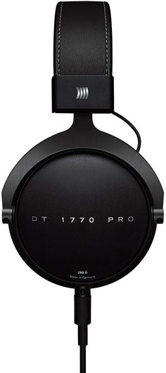 0984e8a76a1 The DT 1770 PRO is a closed-back headphone designed for studio use, however  are equally outstanding at home.