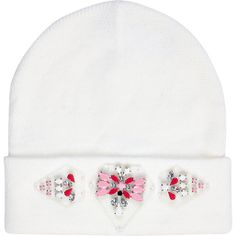 Plastic fantastic: Clear accessories are clearly chic Womens Scarves, Sale Items, Women's Accessories, Knitted Hats, Baseball Hats, Beanie, Super Cute, Gemstones, Chic