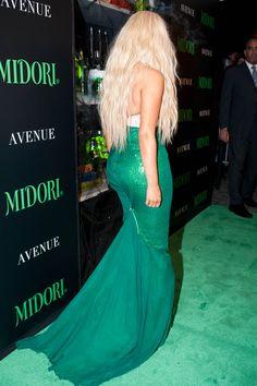 kim kardashian mermaid costume - Google Search
