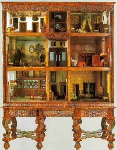 now that is a doll house
