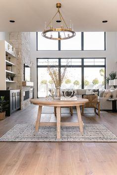 Decor, Family Room, Home And Living, Living Room Designs, Home Remodeling, Interior, House, Home Decor, House Interior