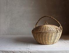 4/52 weeks of still lives: Basket by Miriam missy, via Flickr