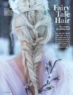 Fairy tale braid!