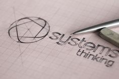 Systems Thinking - Logo Development by Agency Higher - Drawing