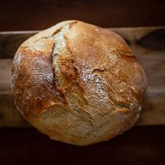 Fact: beer bread requires no yeast! Hint: we now have flour in stock! Knead Bread Recipe, No Knead Bread, Vegan Baking, Bread Baking, Bread Food, Beer Bread, Free Food Images, Brunch, How To Cook Steak