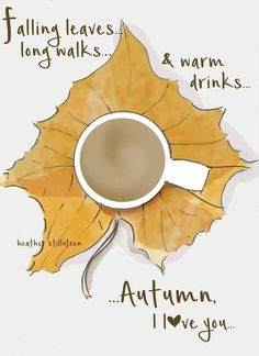 The Heather Stillufsen Collection from Rose Hill Designs Hello Autumn, Autumn Day, Autumn Leaves, Illustration Mode, Illustrations, Rose Hill Designs, Now Quotes, Autumn Quotes And Sayings, Bon Weekend