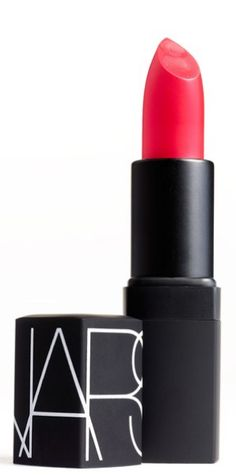 for the perfect girl's night out lip try, 'Jungle Red' by NARS http://rstyle.me/n/pvnfan2bn