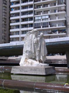El gaucho - Estatua de Lola Mora