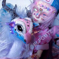 Find more awesome carnival images on PicsArt. Pretty Dolls, Beautiful Dolls, Pretty Art, Cute Art, Doll Drawing, Human Doll, Elf Doll, Kawaii Doll, Pics Art