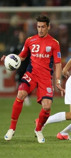 Evan Kostopoulos - Adelaide United FC - A-League