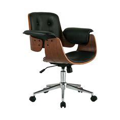 Flight Deck Office Chair in Black - Dot & Bo