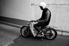 UGLYWHEELS / Honda cub streetcub streetcubparis