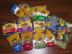 Back To School Gluten Free With Udi's