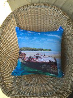 Tropical #142 by CoastalCushions on Etsy